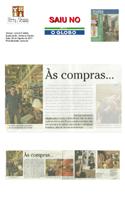 Terra Nossa Móveis & Decoração no O Globo com entrevista do proprietário Jorge Van Erven