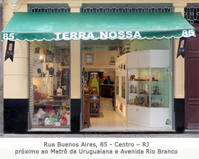 Loja Terra Nossa Móveis & Decoração - Buenos Aires, 85